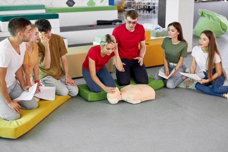 HLTAID001 Provide Cardiopulmonary Resuscitation